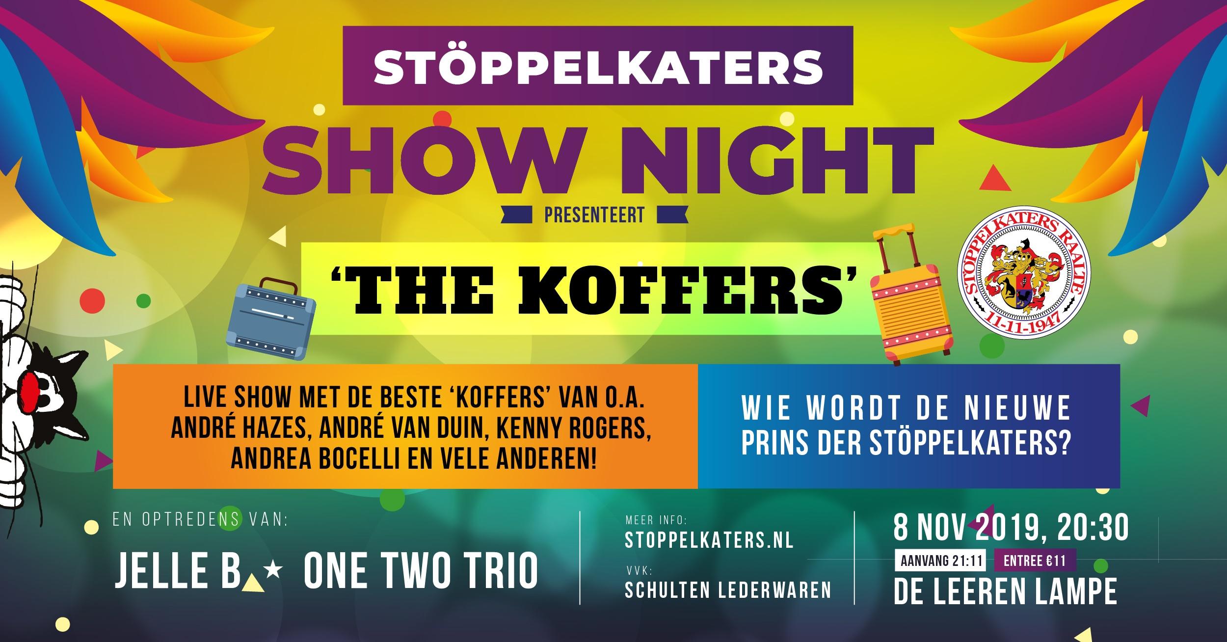 Stöppelkaters Show Night