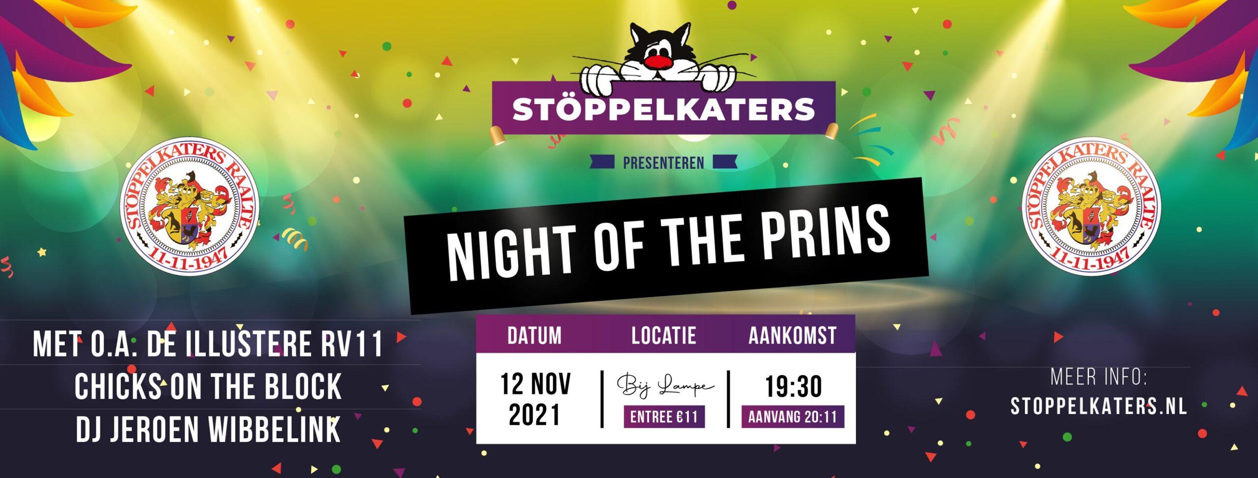 Night of de Prins